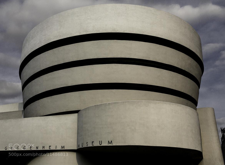 Photograph Guggenheim Museum by Ronald Diel on 500px