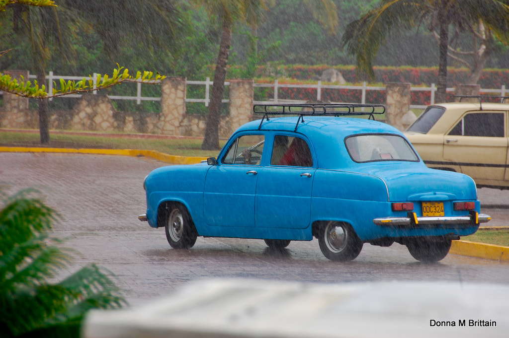 Photograph Downpour in Cuba by Donna Brittain on 500px