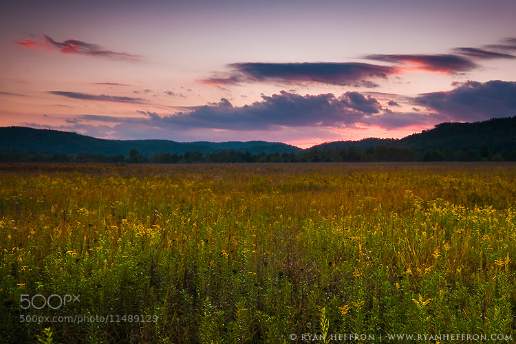 Photograph Cades Cove by Ryan Heffron on 500px