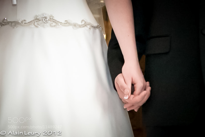 Photograph Hand in hand by Alain Leury on 500px