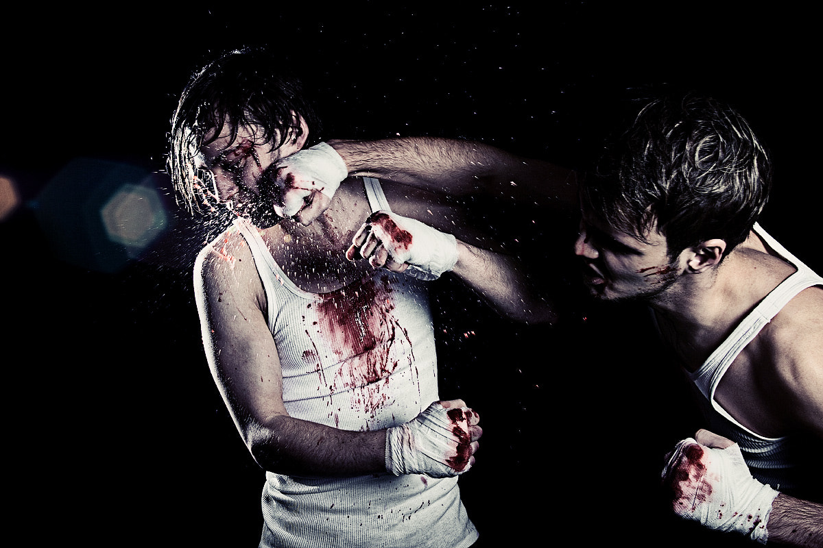 Photograph fight club by Christoph Ruhland on 500px