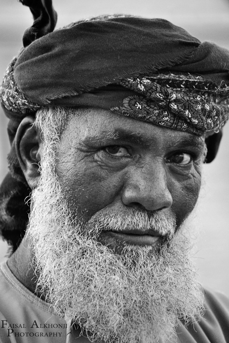 Photograph A face from Oman. by Faisal Alkhonji on 500px
