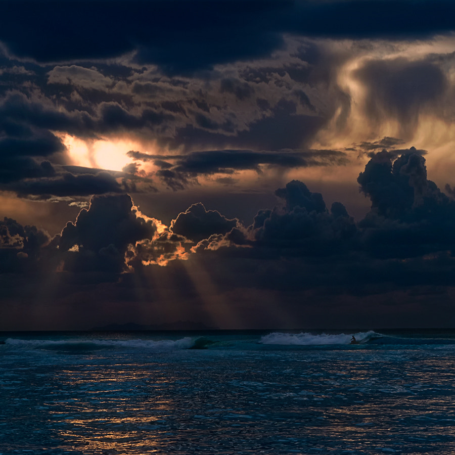 Photograph Evening on the waves by Paolo Pagnini on 500px