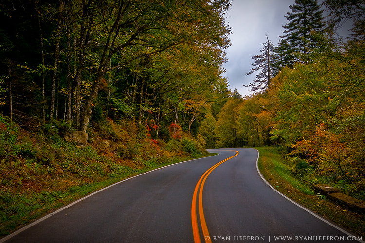 Photograph The Road by Ryan Heffron on 500px
