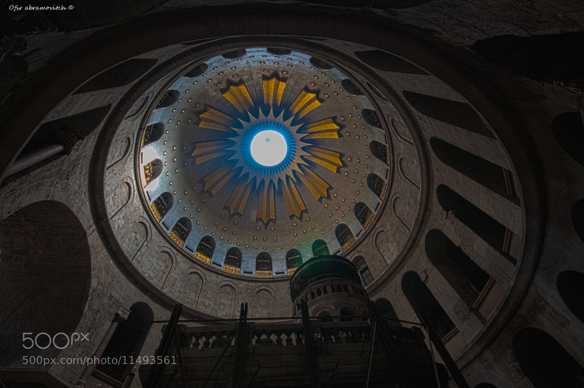 Photograph Church of the Holy Sepulchre by Ofir Abramovitch on 500px