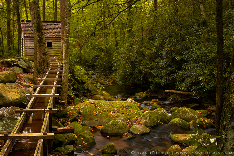Photograph The Mill by Ryan Heffron on 500px