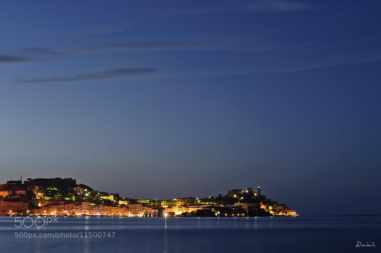Photograph Portoferraio by Alexander Derenbach on 500px