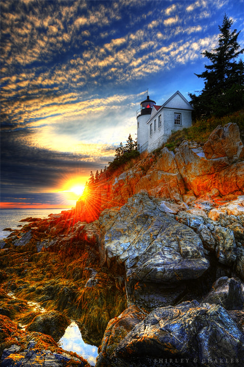 Photograph lighthouse by shirley and charles on 500px