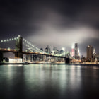 Постер, плакат: Brooklyn Bridge NYC * 613 USA 2012