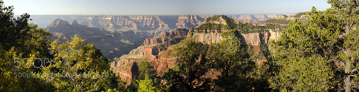 Photograph North Rim Grand Canyon  Panorama by Mark Kantner on 500px