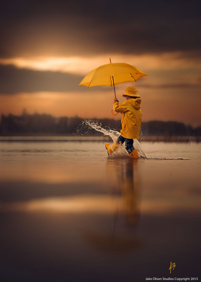 Sweet Summer Rain by Jake Olson Studios on 500px.com