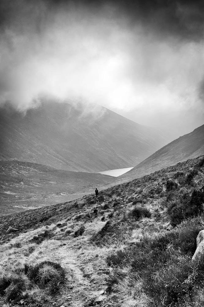 Photograph Mourne Mountains by Lawrence Wheeler on 500px