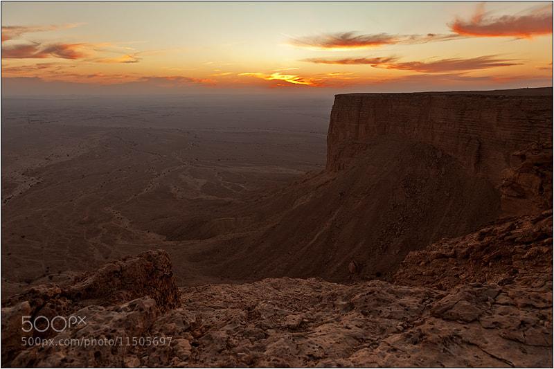Photograph Sunset by Waleed Marhoum on 500px