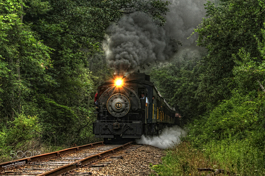 Photograph OC&T Railroad by Timothy Rudisille on 500px