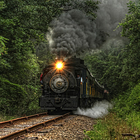 OC&T Railroad by Timothy Rudisille (timothyrudisille)) on 500px.com