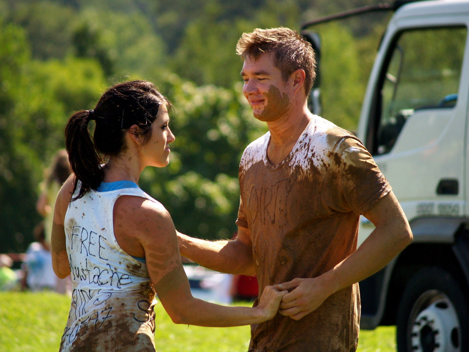 Photograph Chattanooga Mud Run 2012 by Jeremy Clifton on 500px