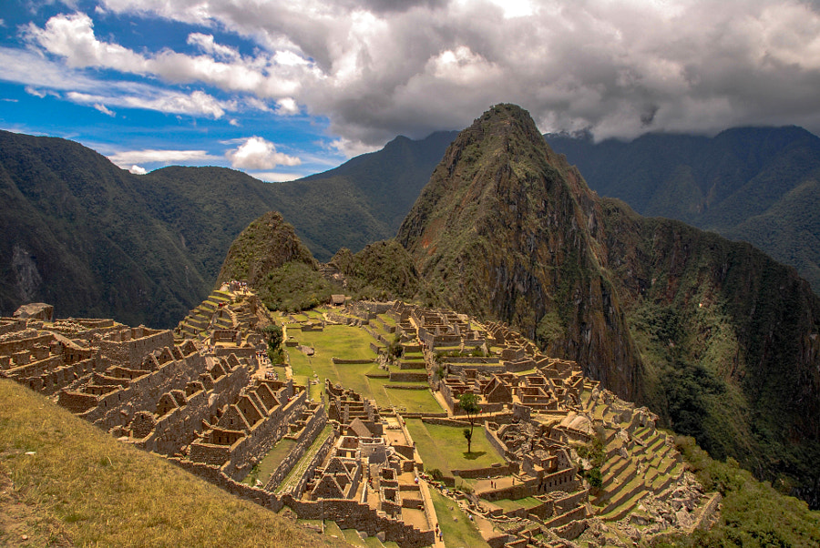 Photograph Lost City of the Incas by CHRIS TAYLOR on 500px