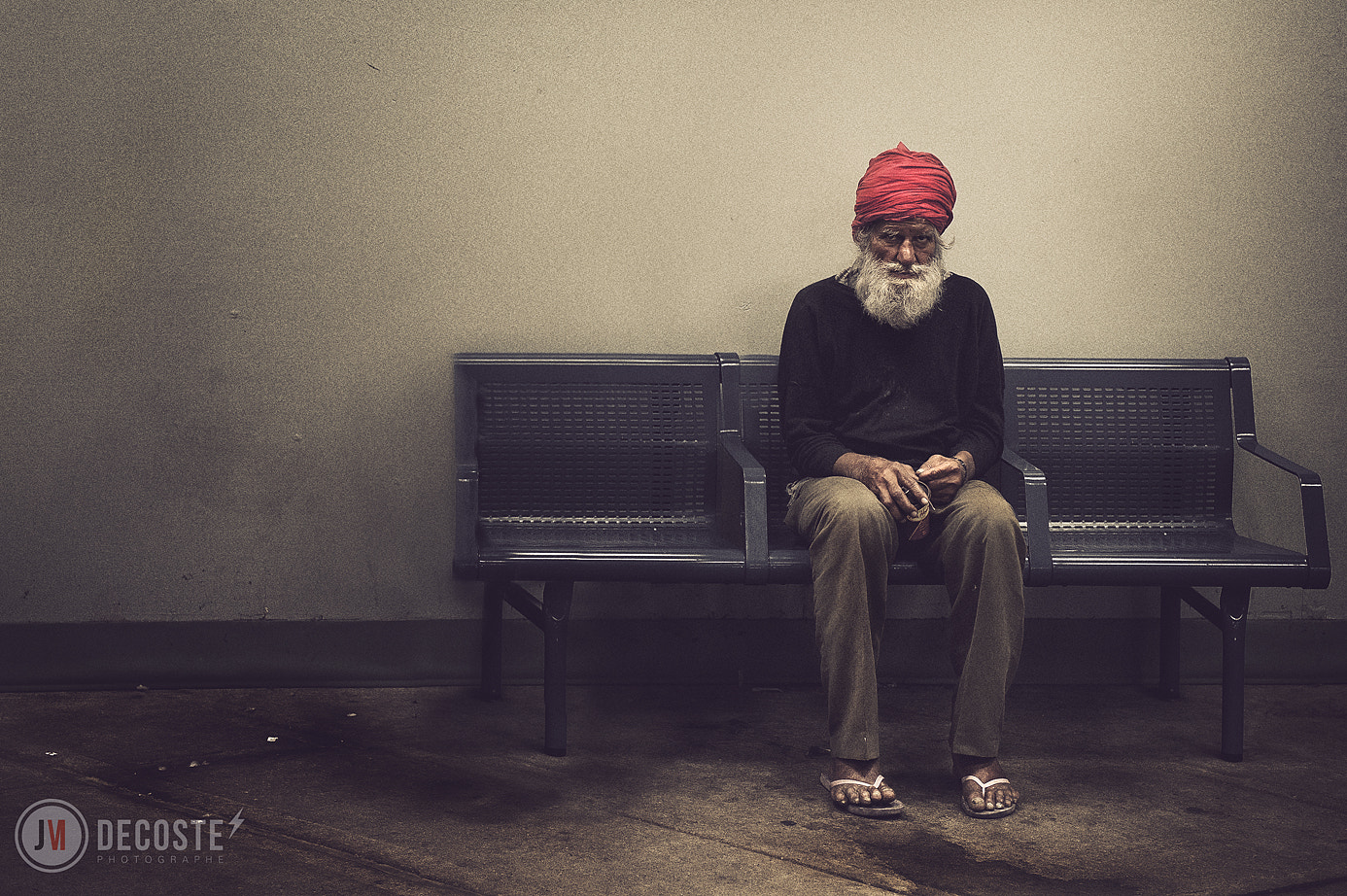 Photograph Toronto - Old Guy  by Jean-Michel Decoste on 500px