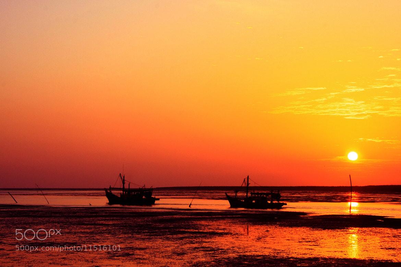 Photograph Balance of the Sea by Hasbullah Hashim on 500px