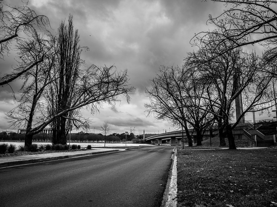 Photograph Canberra in Winter by Travis Chau on 500px