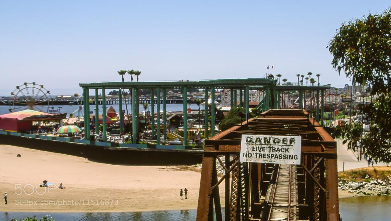 Photograph Santa Cruz Beach Boardwalk by Jason Wehmhoener on 500px