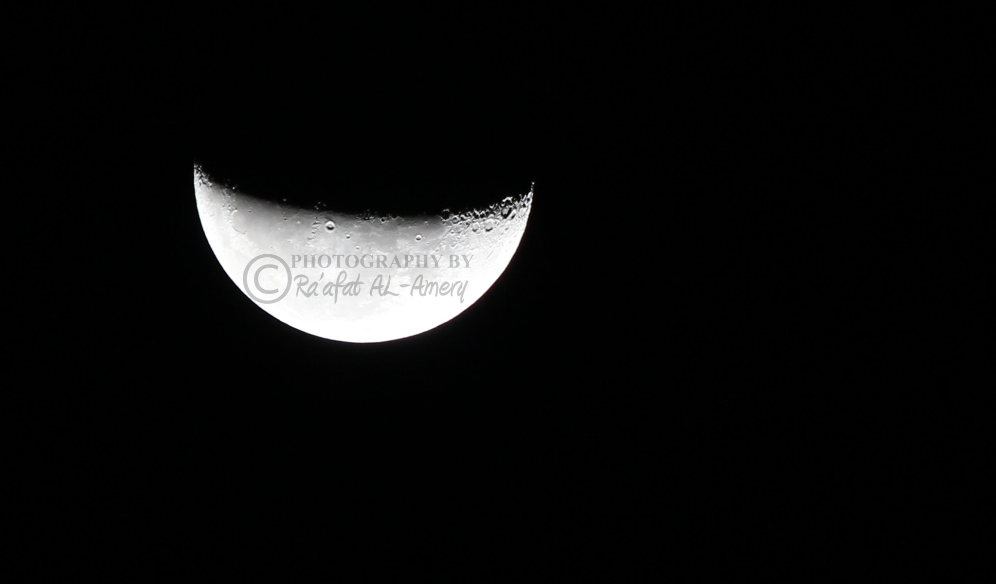 Photograph Moon by Ra'afat Al-Amery on 500px