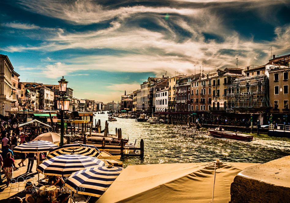 Photograph Dream of Venice by Eva Larsson Södergren on 500px