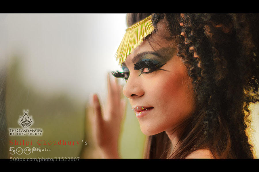 Photograph Egyptian Gold by Dr. Prem Sundar on 500px