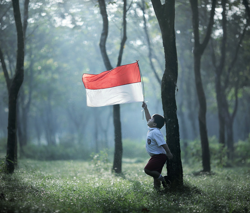 Photograph flag... by asit  on 500px