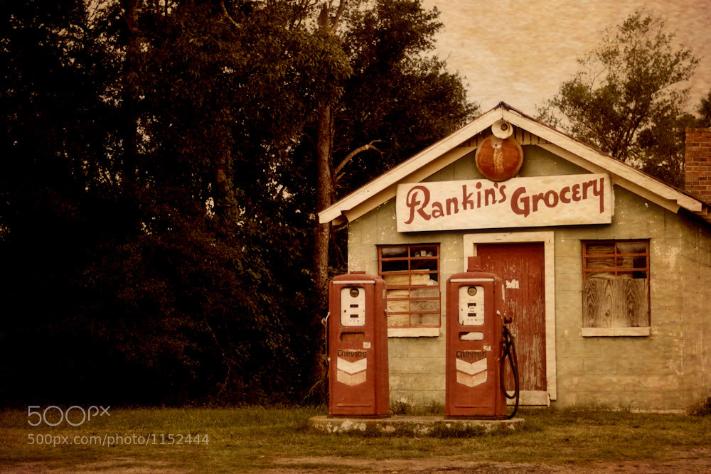 Photograph Relics of another time by Alex Grace on 500px