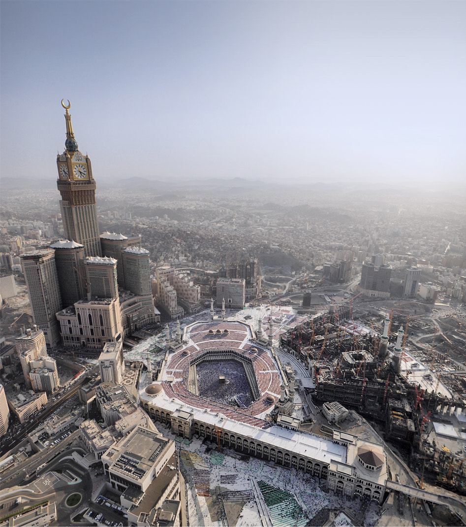 Photograph Mecca by Ali Mohammed on 500px