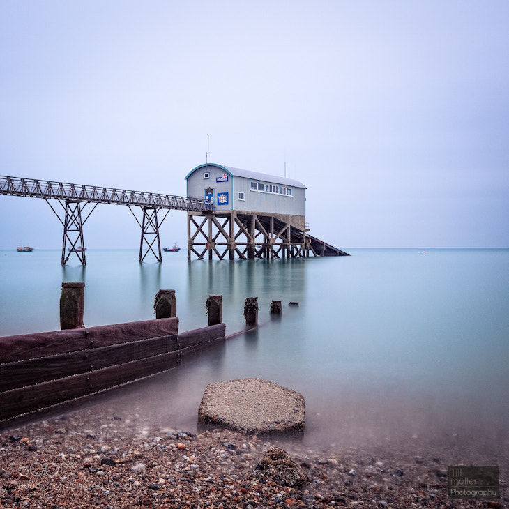 Photograph Selsey Lifeboat Station by Till Müller on 500px