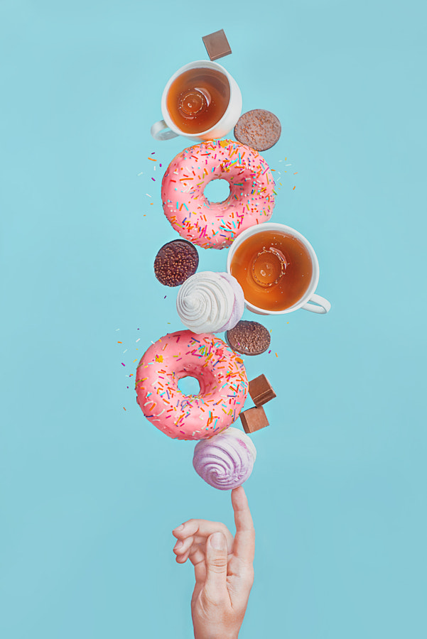 Weekend donuts by Dina Belenko on 500px.com