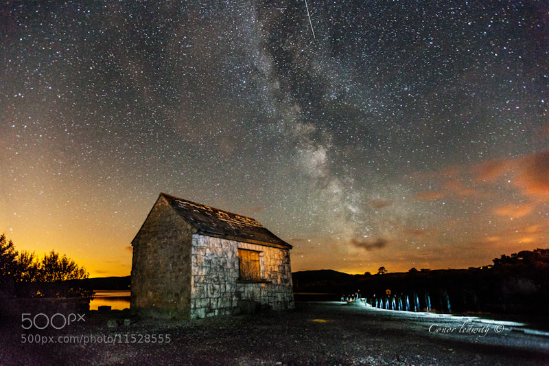 Photograph Perseids by conor ledwith on 500px
