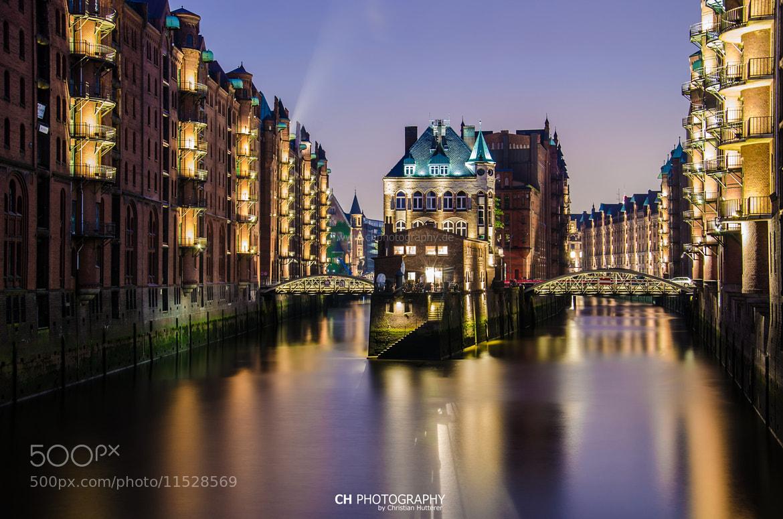 Photograph a wonderful city - Speicherstadt Hamburg by ch photography on 500px