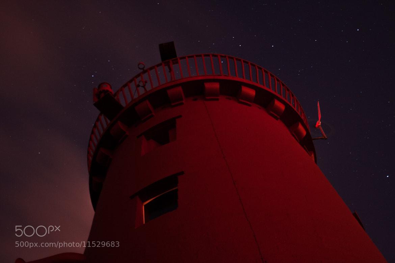Photograph Dublin's lighthouse by Thiago Duenas Morato on 500px