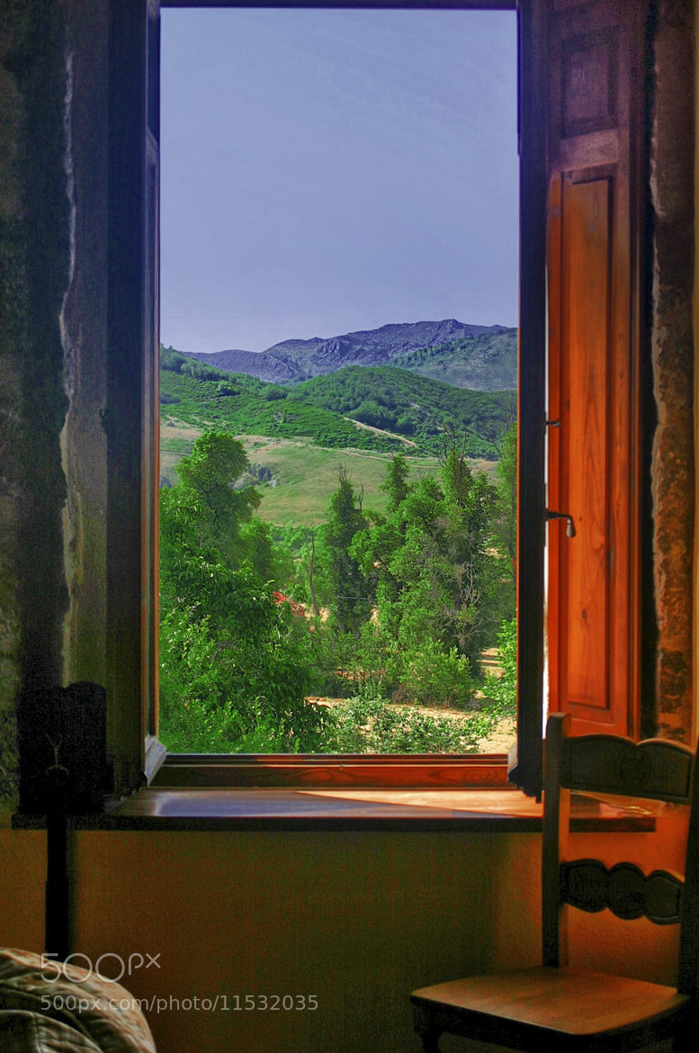 Photograph Habitación.con vista by Lola Camacho on 500px