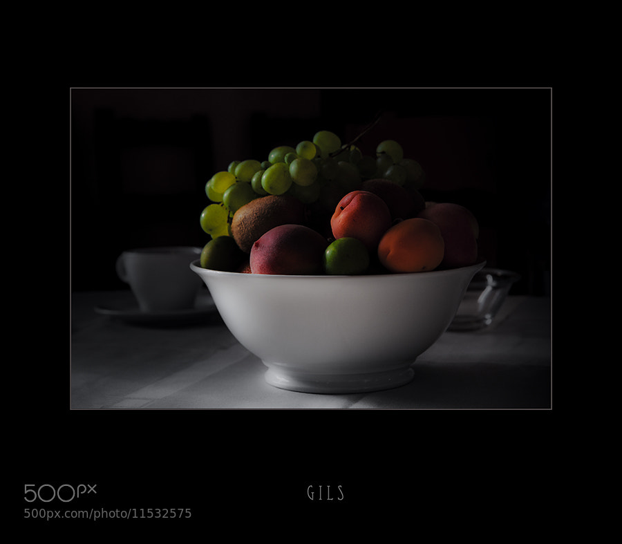 Photograph Des fruits by Gilbert Claes on 500px