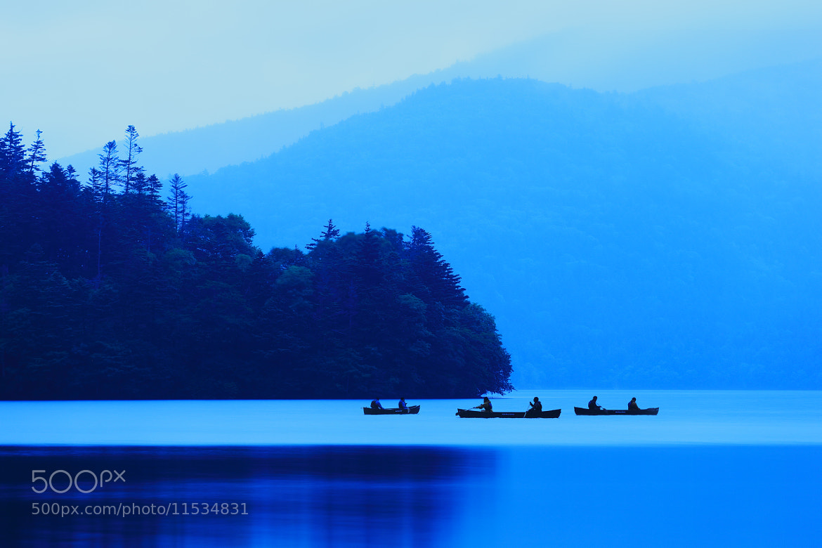Photograph 北海道 然別湖 by hirosima munetaka on 500px