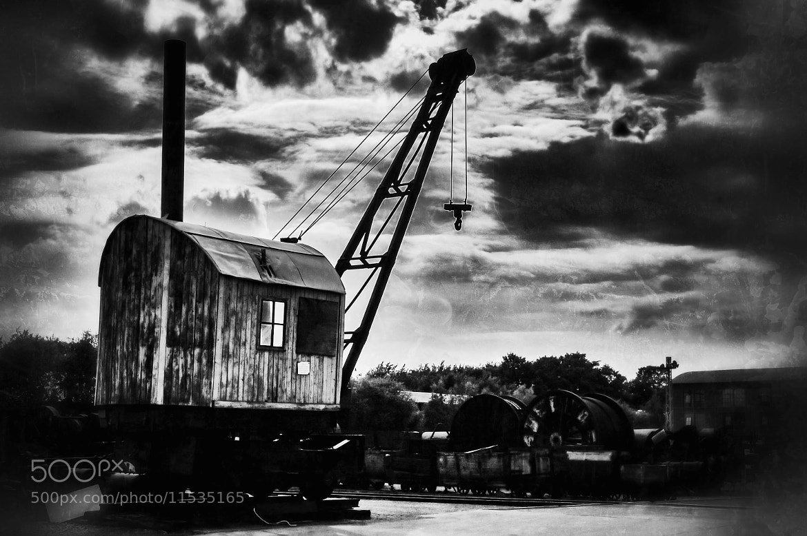 Photograph The Junk Yard by Zoeys Sectvi on 500px