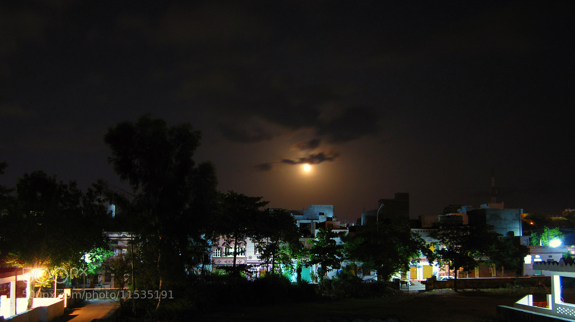 Photograph The Night by Dilip Singh on 500px