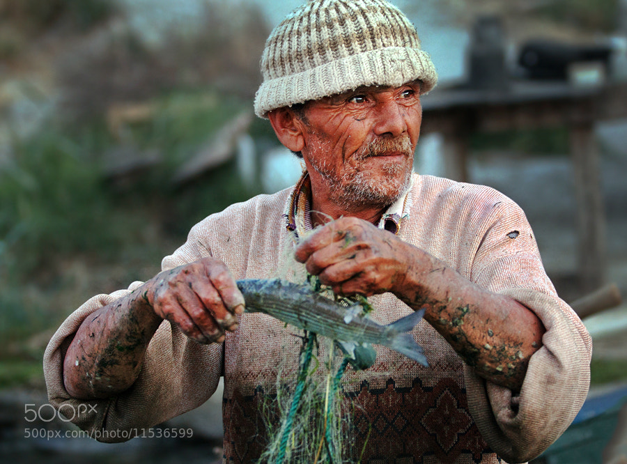 Photograph Fisherman's hope by kani polat on 500px