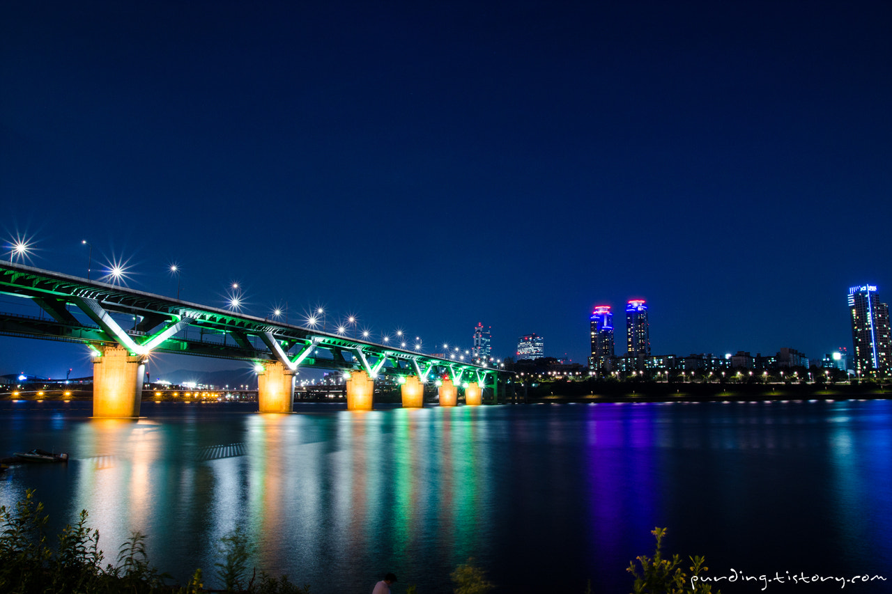 Photograph Night In Seoul by Ys Shin on 500px