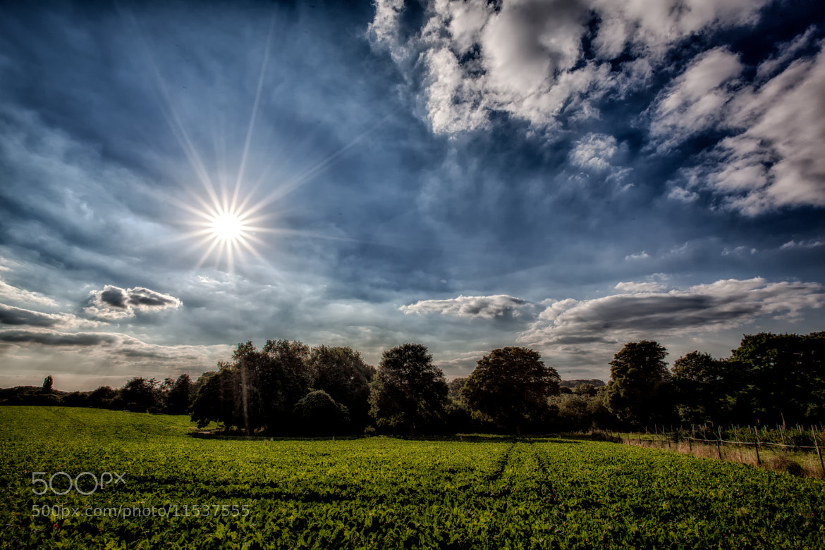Photograph sun ... by Marcel Quoos on 500px