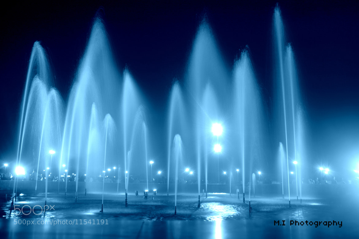 Photograph Fountain by Mohamed Ismael on 500px