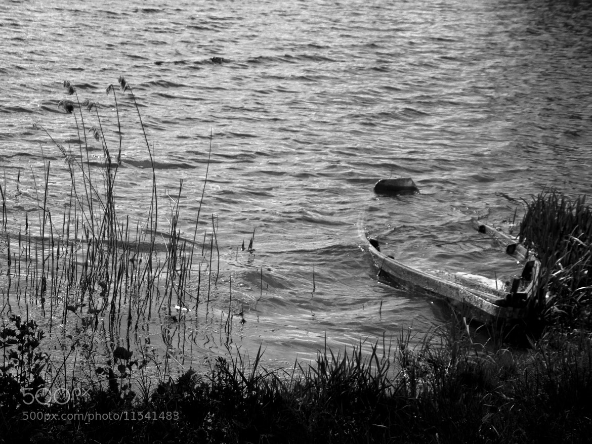 Photograph No boat tomorrow by Vilma Dudu on 500px