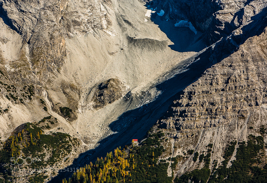 """<a href=""""http://www.hanskrusephotography.com/Landscapes/Dolomites/18016000_V9vFgv#!i=1962339075&k=s3vtsn2&lb=1&s=A"""">See a larger version here</a>  This photo was taken in 2009 during research for a photo workshop in the Dolomites in October 2010."""