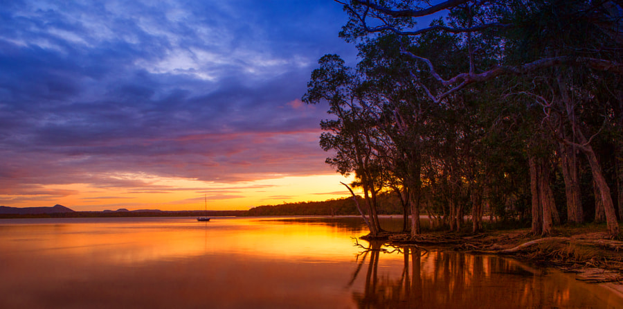 Boreen Point Sundown by Margaret Morgan on 500px