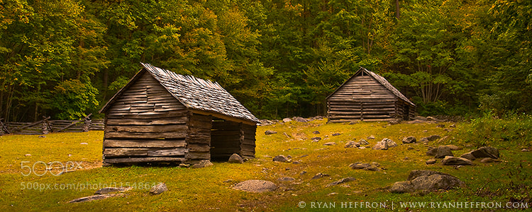 Photograph Homestead by Ryan Heffron on 500px