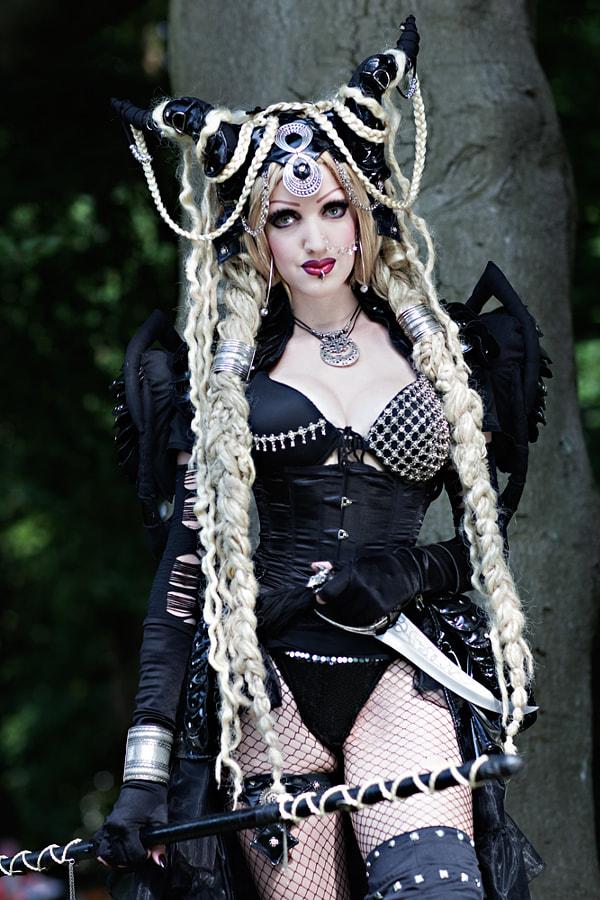 Dark Nell - Gothic-Warrior 1